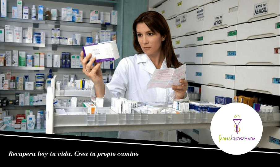 crea tu propio camino en farmacia