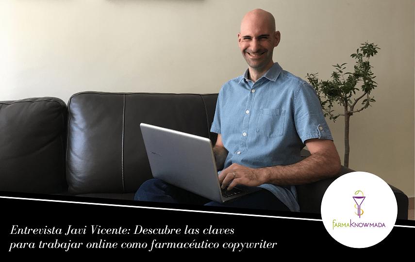 claves farmacéutico copywriter entrevista