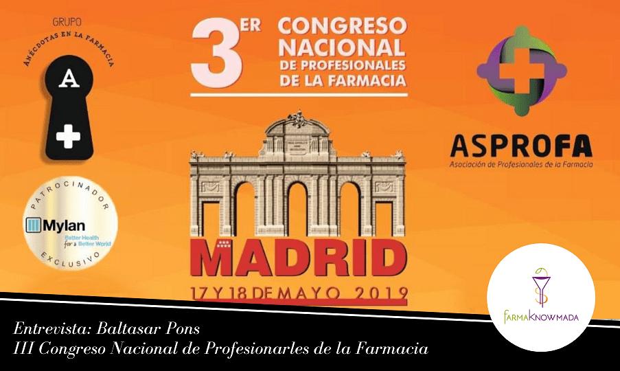 III Congreso ASPROFA Madrid