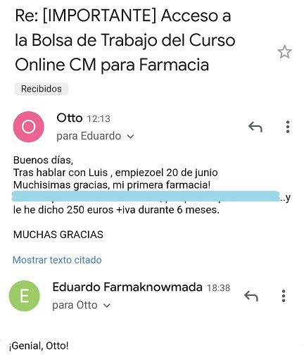 trabajo online farmacéutico curso redes sociales farmacia